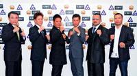 パンクラスで活躍した松田恵理也さんも出場 豊見城で3月12日「闘うアラフォー」格闘技大会