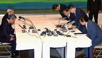 沖縄を語る:稲嶺前知事 調査やぐら撤去、普天間進まなくなった