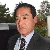 名護市長選2018:宜野湾市・佐喜真市長「地方選挙、争点さまざま」