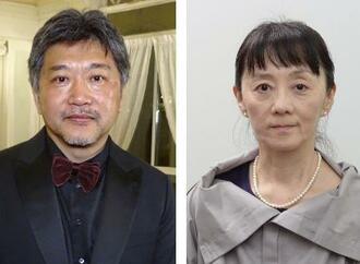 是枝裕和さん、宮田まゆみさん