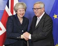EU離脱交渉:最大の壁へ、英首相猛進 メディア露出で世論に訴え