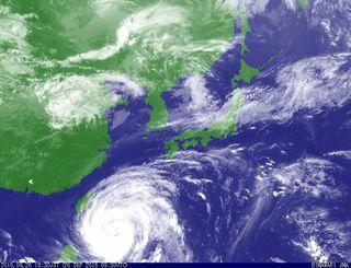 気象衛星(気象庁HP)