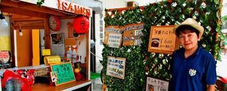 「ISA麺ならではの沖縄そば」を追求する店長の伊佐淳子さん
