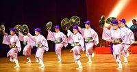 全琉婦人芸能 重厚な舞競演/浦添で大会