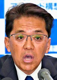 宮崎議員「圧力かけず」/保守系勉強会 県民投票否決訴えで