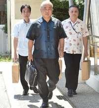 辺野古新基地、5度目の法廷対決へ 沖縄県が国を提訴 岩礁破砕差し止め求める