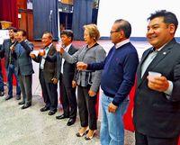 振り返れば移民110年、南米3カ国で祝賀会 ブラジル沖縄県人会は実行委発足