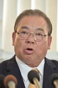 前沖縄副知事が告訴状提出 「名誉棄損」で証言者の前教育長を提訴