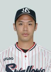 ヤクルトの小川泰弘投手