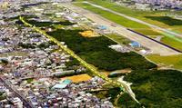 【普天間4㌶返還】宜野湾市は市道に整備、国道の渋滞緩和へ