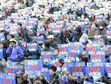 「沖縄の民意に応えよ」 日比谷野音に3900人 東京で基地反対集会