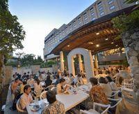 ANAクラウンプラザホテル沖縄ハーバービュー、あすからビアガーデン