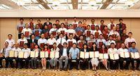 経営力を学ぶ 58人に修了証/りゅうぎんスクール
