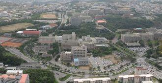 (資料写真)琉球大学