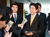 日米首脳、北朝鮮に自制強く要求 電話会談、習氏は核実験に反対