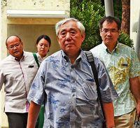 <辺野古違法確認訴訟>沖縄県が上告理由書を提出 地方自治の侵害訴え