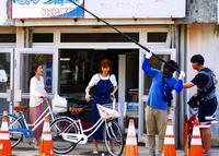昔の雰囲気、監督が着眼 沖縄で韓国映画「めんそーれ!食堂ハナ」撮影