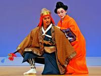 新作組踊「越来真鶴姫」9月9日、タイムスホールで