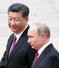 中ロ、対北朝鮮で連携 米朝首脳会談前に蜜月誇示