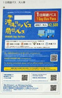 観光客向けに沖縄のバス周遊パス券発売 ゆいレールも連携
