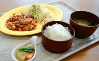 市役所内レストランのランチは、地元食材をリーズナブルに 南城市佐敷新里「なんじぃJr.」