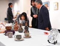沖縄タイムス友の会「文化展」 タイムスギャラリーできょうまで