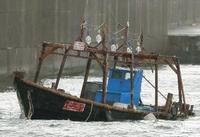 北朝鮮出航は1カ月前か 秋田の海岸漂着、8人は成人男性