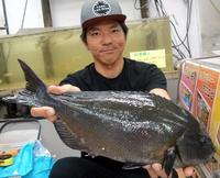 [有釣天]餌取りの小魚避けるテクニック 遠投で狙い通りゲット