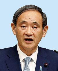 那覇市長選「オール沖縄」候補の勝利に、菅氏「辺野古が唯一に変わりない」