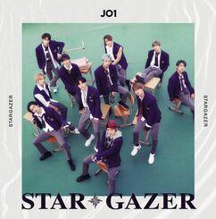 シングル「STARGAZER」のジャケット写真(提供)