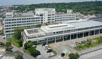 (資料写真)那覇市立病院