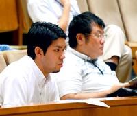 沖縄の未来選択へ「新基地、賛否で議論を」 県民投票署名集めた元山さん