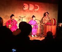 北京で琉球民謡、立ち見の熱気 大城美佐子さん公演