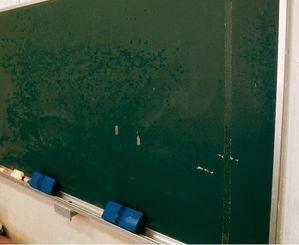 (イメージ写真)学校の黒板