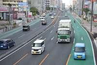 渋滞減った国道58号 開通1カ月で最大13%減 沖縄・浦添西海岸道路