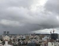 沖縄の天気予報(12月6日~7日)曇りや雨