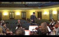 五線譜で分かり合える イタリアで指揮と作曲修行中 那覇市出身の27歳