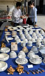 沖展陶器市