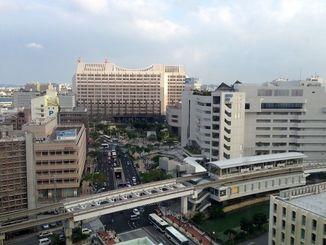 沖縄本島地方では28日明け方から雷が発生する見込み