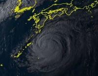台風21号(チェービー)4日紀伊半島に上陸へ 猛烈な風雨、土砂、水害に厳重警戒