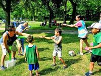 初の参加者多数、交流楽しむ カナダ・トロント球陽会ピクニック