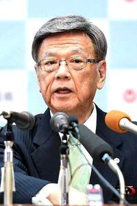 翁長沖縄知事、辺野古工事の差し止め訴訟を検討 無許可の岩礁破砕に対抗