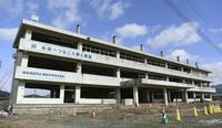 震災遺構、内部見学に向け改修へ 岩手・陸前高田の2施設