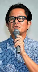 崎間敦氏(琉球大学グローバル教育支援機構保健管理部門教授)