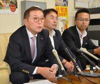 仙台に新会派「市民ファースト」 都民ファ連携は否定
