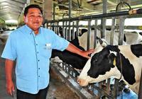 石垣島の伊盛牧場が天皇杯受賞 農林水産祭・畜産部門