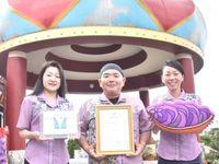 「御菓子御殿」2年連続全国2位 プロが選ぶ土産物施設 沖縄唯一のトップ10入り