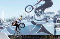 自転車BMX中村と大池が決勝へ 広島のW杯、東京五輪で初採用