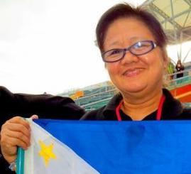 <フィリピン>アニータ・サントスさん=フィリピン2世