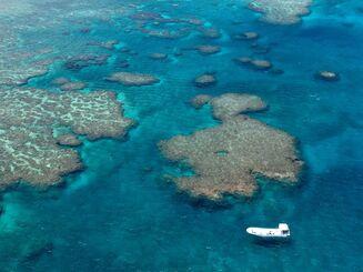 (資料写真)宮古島市の美しい海